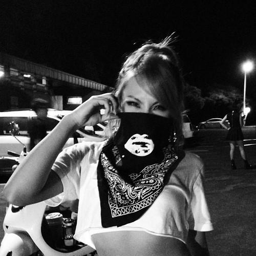 CL's Instagram 照片