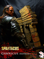 Calvin's Custom One Sixth Gannicus figure reprise - spartacus-blood-and-sand photo