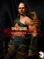 Calvin's Custom One Sixth Gannicus figure reprise