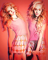 Candice Accola for Nouveau Magazine  - caroline-forbes photo