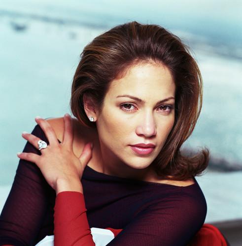 Jennifer Lopez wallpaper probably containing a portrait entitled Cannes Film Festival 1998