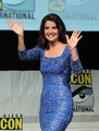 Captain America Panel @ Comic Con 2013 - cobie-smulders photo