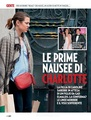 شارلٹ Casiraghi of Monaco is pregnant