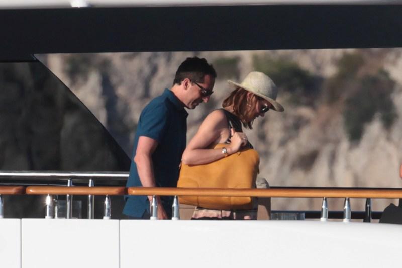 charlotte Casiraghi of Monaco is pregnant