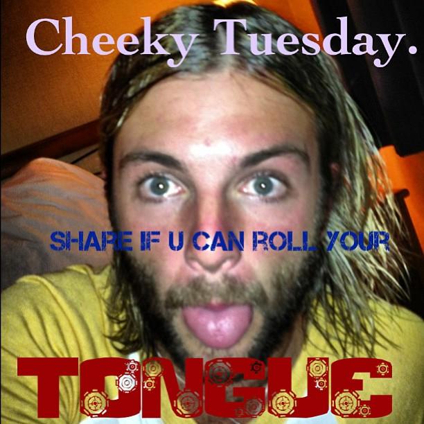 Cheeky Tuesday Selfie