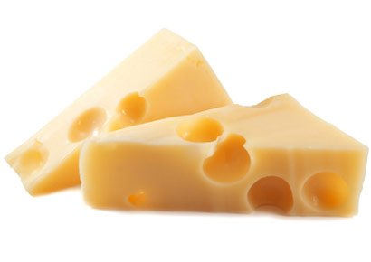 Some very delicious looking cheese.
