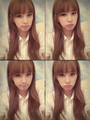 Chorong selca - korea-girls-group-a-pink photo