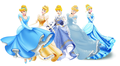 Cenerentola Dress Evolution