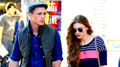 Colton and Holland