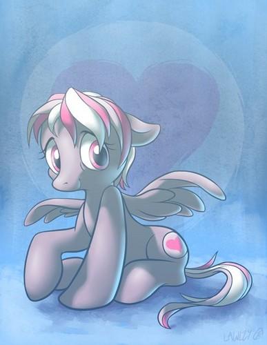 Companion Cube gppony, pony
