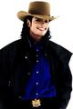 Cowboy MJ - michael-jackson photo