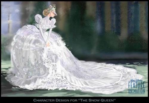 DP Nữ hoàng băng giá
