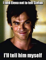 Damon-logic - damon-salvatore photo
