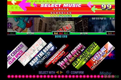 Dance Dance Revolution: Konamix