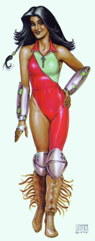 X-Men Danielle Moonstar /