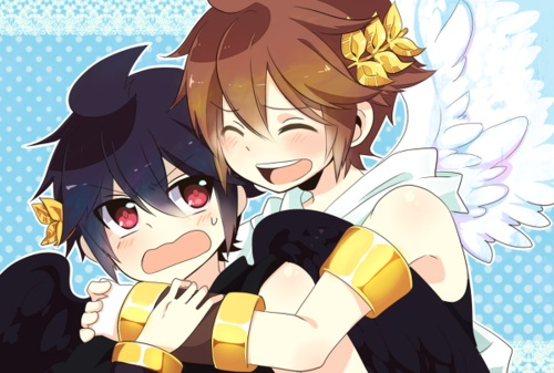 Kid Icarus Images Dark Pit Wallpaper And Background Photos