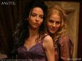 Darla and Drusilla - angel photo