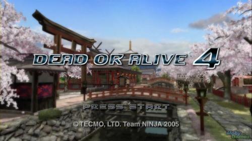 Dead o Alive 4
