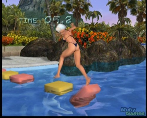 Dead ou Alive: Xtreme plage volley-ball