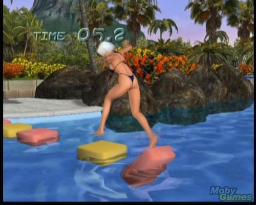Dead 또는 Alive: Xtreme 바닷가, 비치 배구