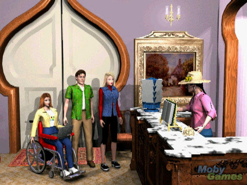Detective বার্বি 2: The Vacation Mystery
