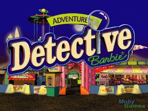 Detective Barbie: The Mystery Of The Carnival Caper!