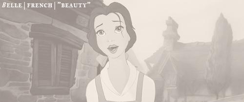 Disney Princess Name Meanings
