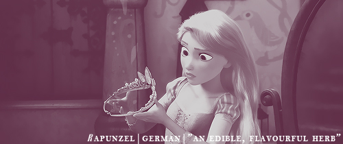 Disney Princess Name Meanings