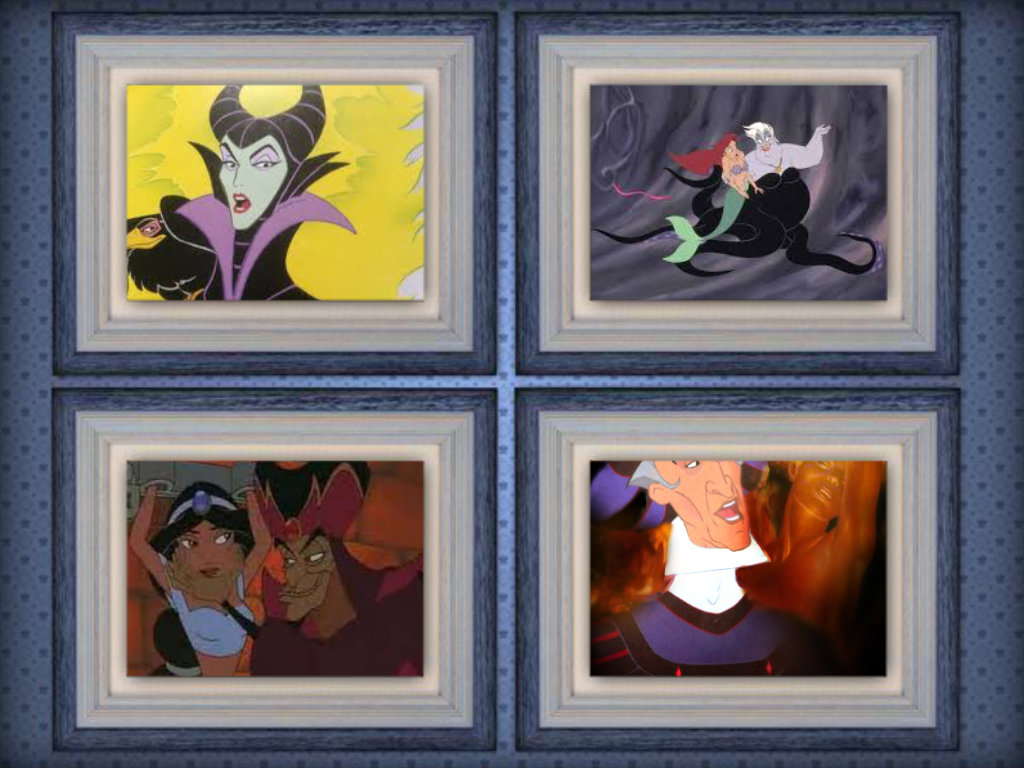 Disney's Most Evil Villains Ever Created