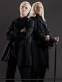 Draco Malfoy & Lucius Malfoy