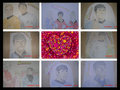 Drawing Collage - star-trek-the-original-series fan art
