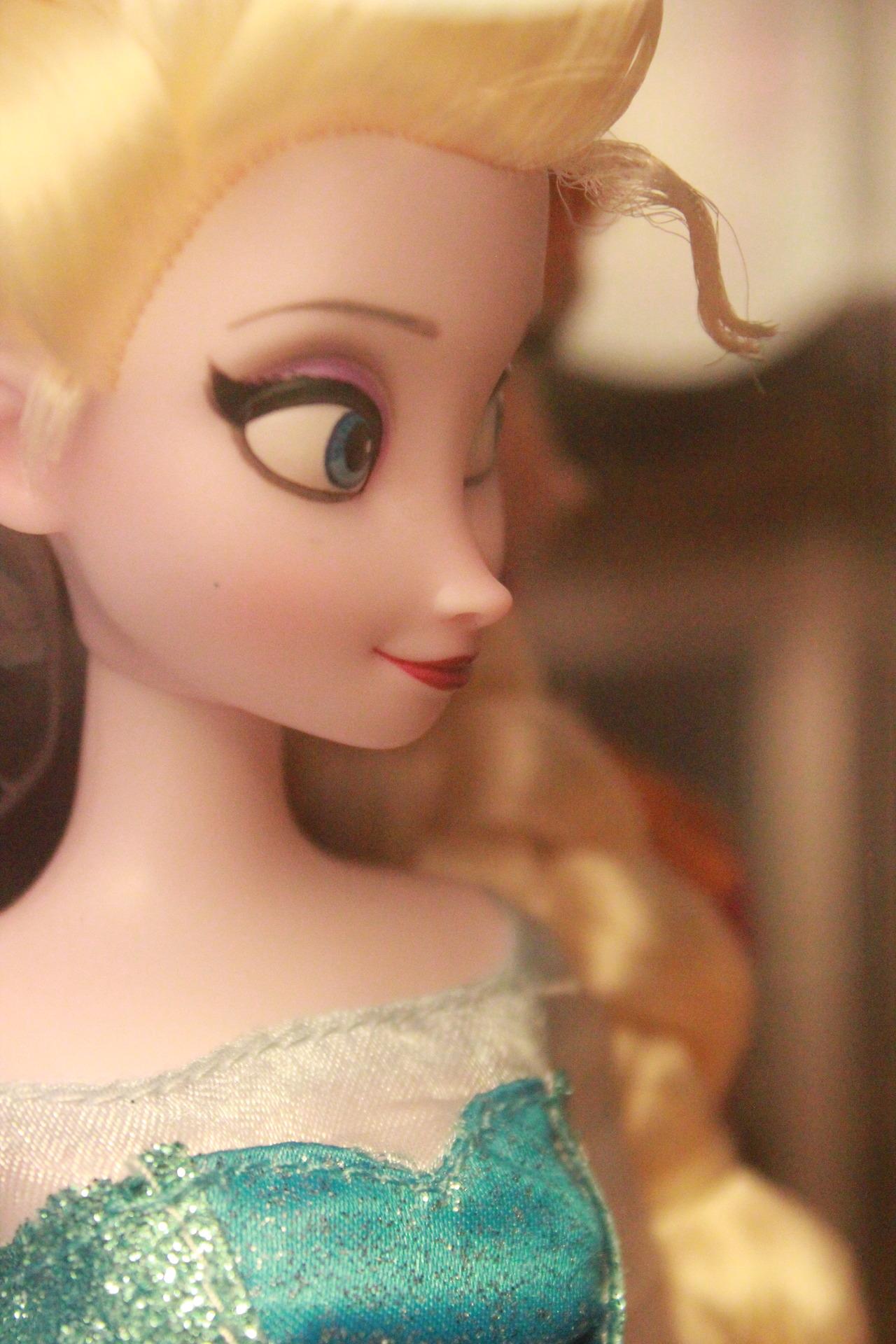 Snow Queen Elsa Doll Elsa The Snow Queen Elsa Doll
