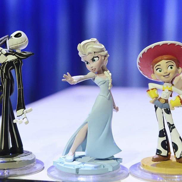 Elsa Figure Disney Infinity - Frozen Photo (35277094) - Fanpop