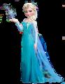 Elsa Transparent