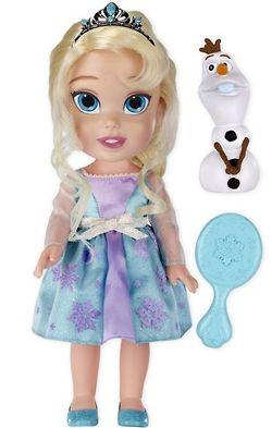 Baby Elsa Doll