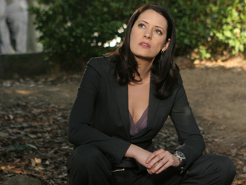 Emily Prentiss 壁纸 with a business suit, a well dressed person, and a suit titled Emily Prentiss