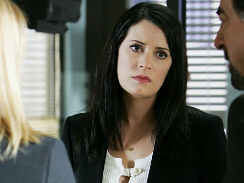 Emily Prentiss 壁纸 with a portrait titled Emily Prentiss