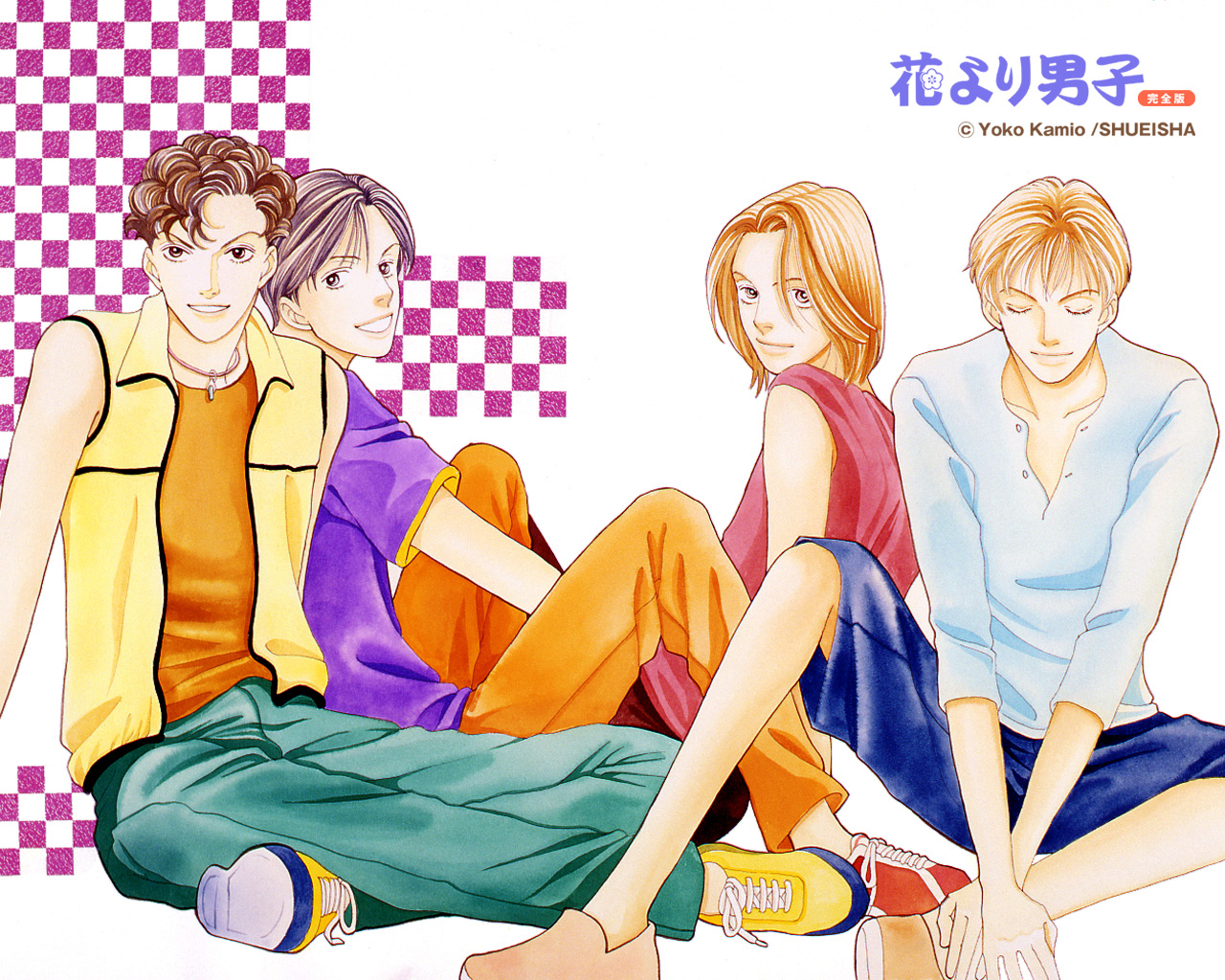 Hana Yori Dango 花より男子 Images F4 Hd Wallpaper And Background