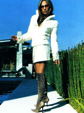 FHM 1999 photoshoot