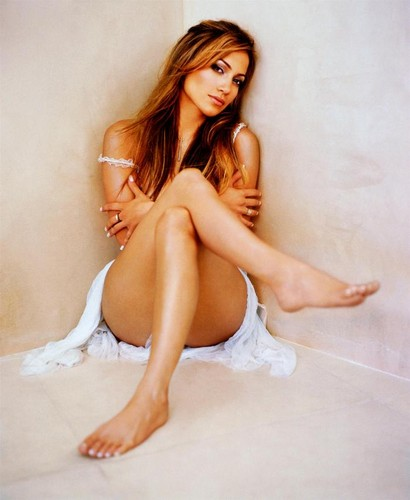 FHM 1999 photoshoot
