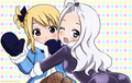 Fairy Tail Girls!<3 - the-fairy-tail-guild fan art