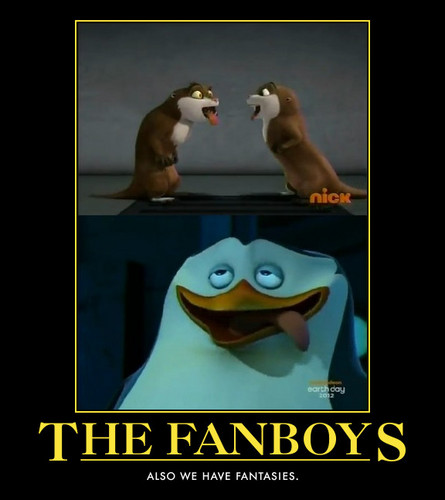 Fanboy dreams :D