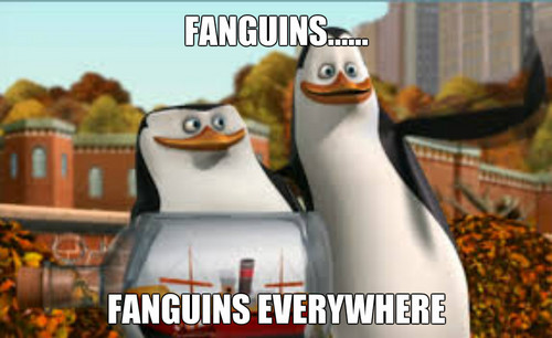 Fanguins..
