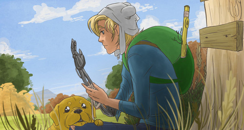 Farmworld Finn