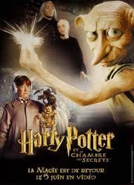 Film Poster's Chamber of Secrets