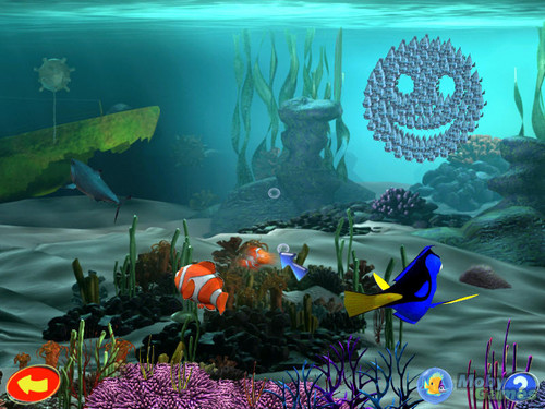 Finding Nemo: Nemo's Underwater World of Fun