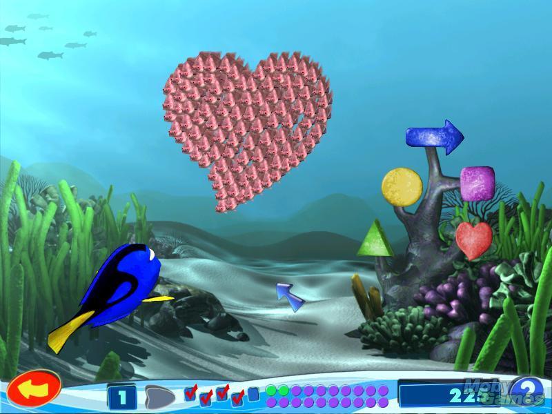 Finding Nemo: Nemo's Underwater World of Fun