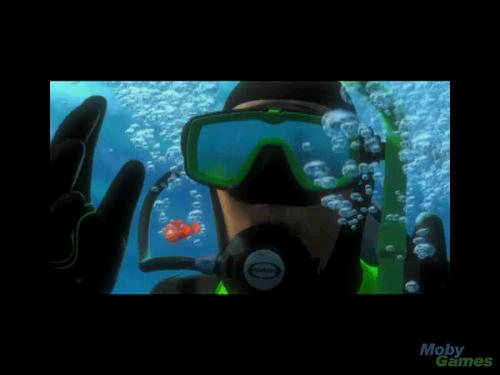 Finding Nemo wallpaper entitled Finding Nemo (video game)