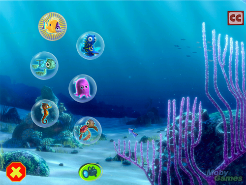 Đi tìm Nemo hình nền called Finding Nemo (video game)