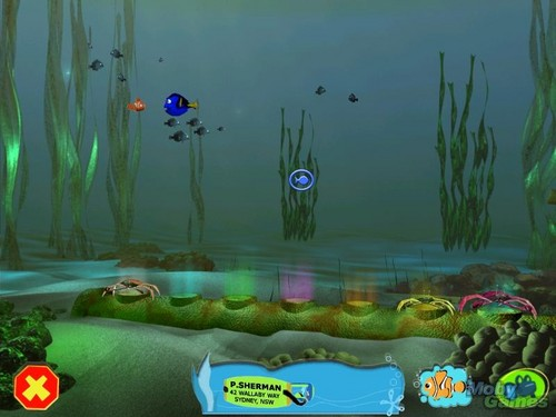 Finding Nemo wallpaper entitled Finding Nemo (video game)